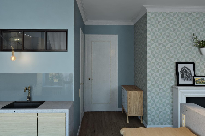 Дизайн кухни в квартире 2