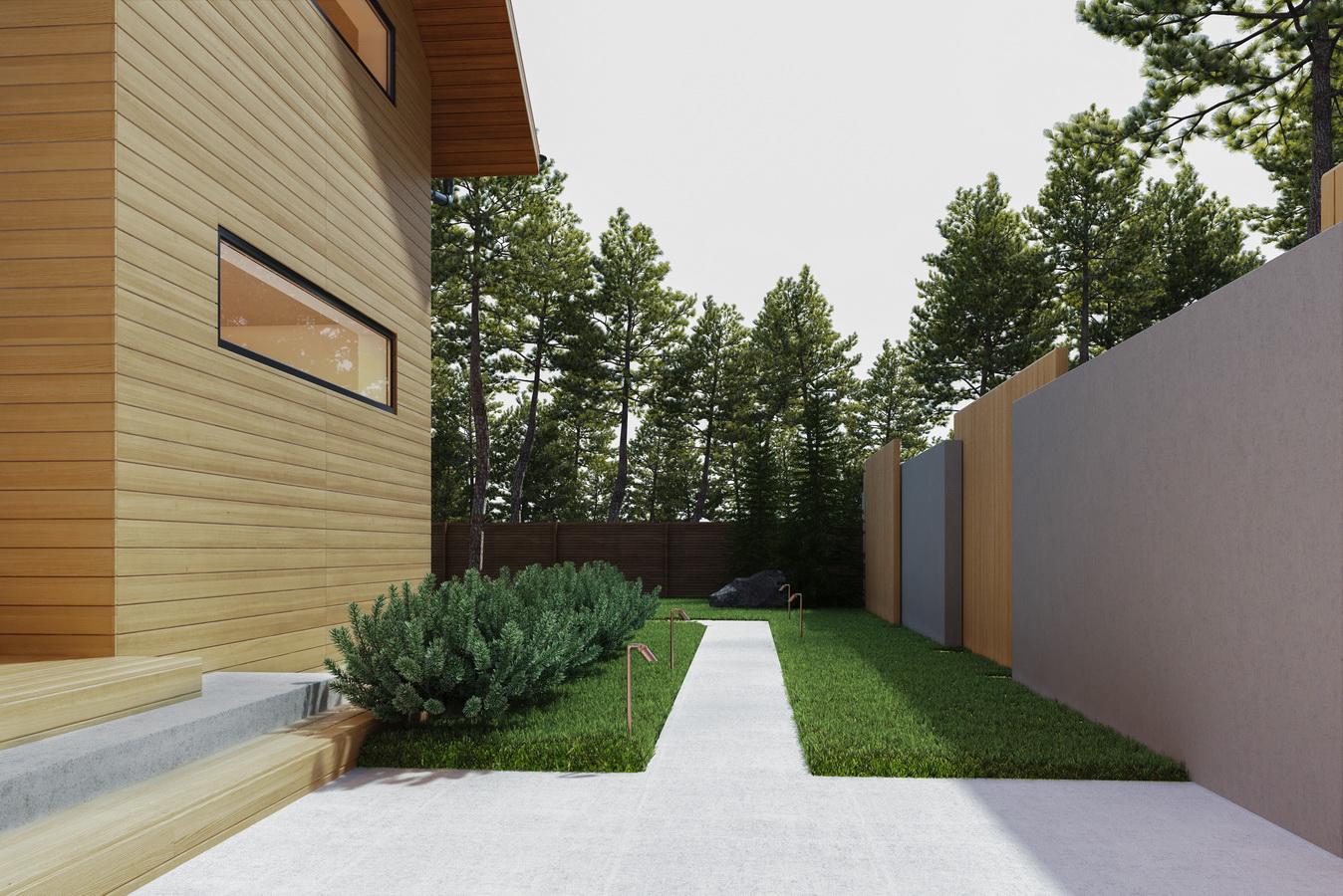 Дом на участке 6 соток проект