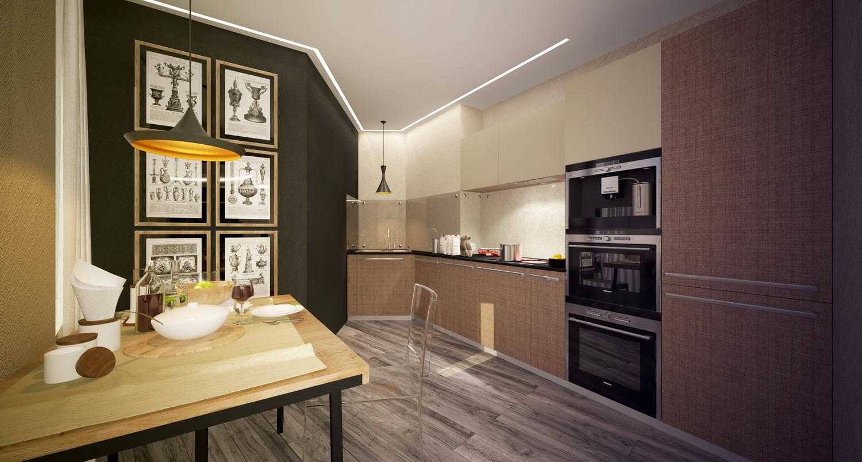 Фото дизайна столовой в доме