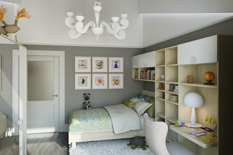 Фото детских комнат для девочек