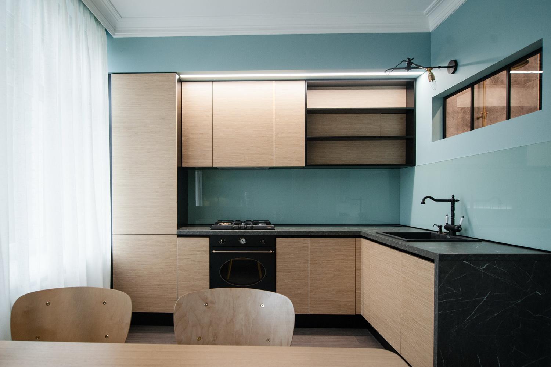 Ремонт кухни в квартире 2