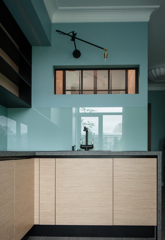 Ремонт кухни в квартире 3
