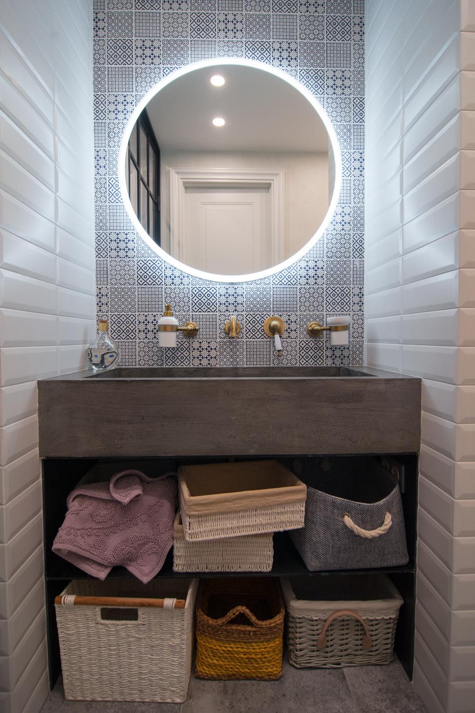 Фото ремонта ванны в квартире 2