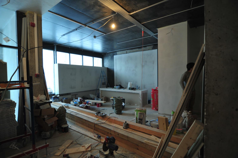 Фото ремонта студии 2