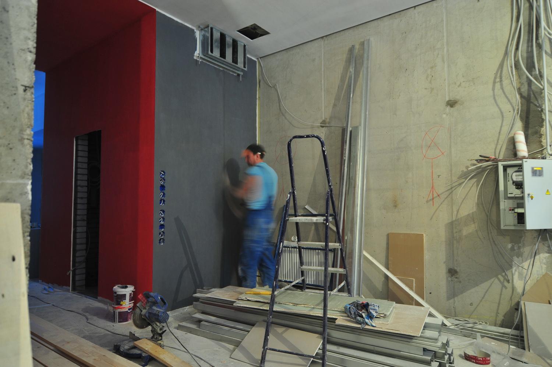 Фото ремонта студии 3