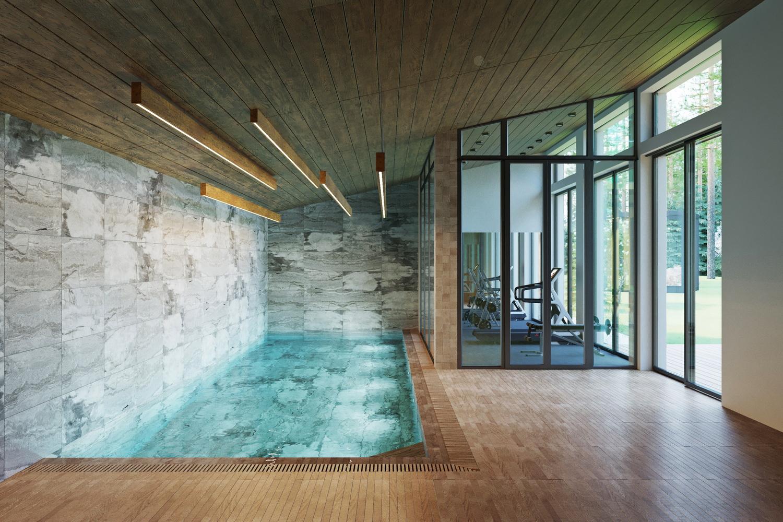 Фото дизайна бассейна
