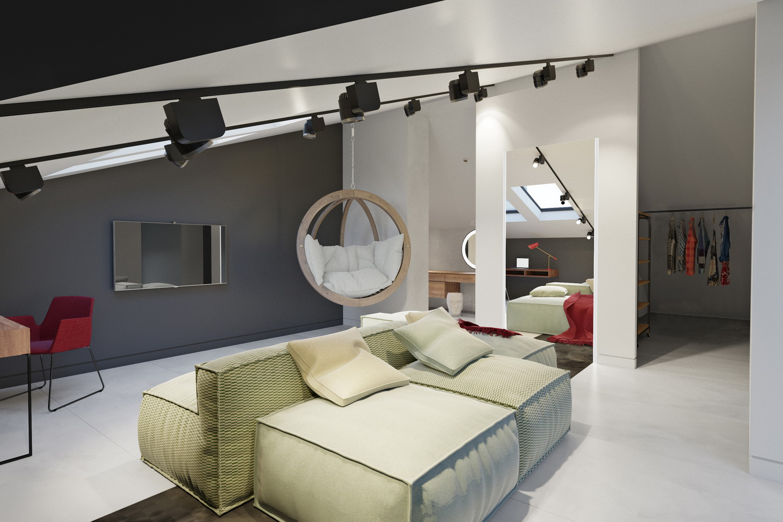 Дизайн проект спальной