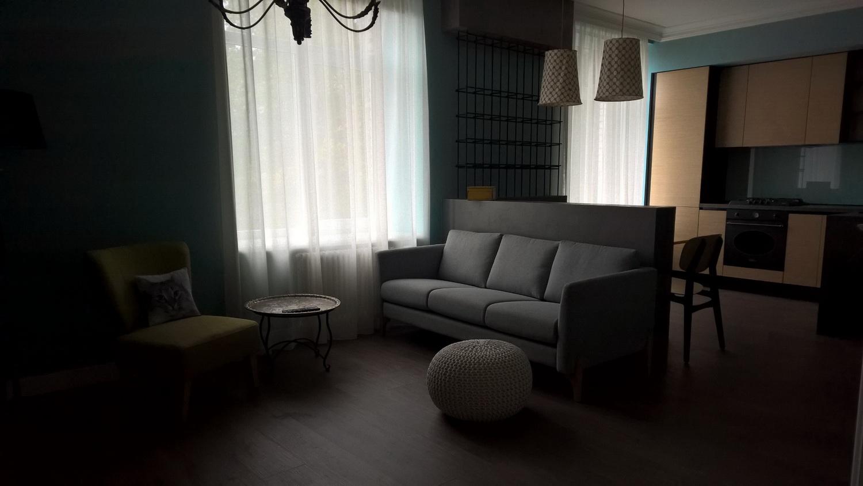Ремонт гостинной студии в квартире фото