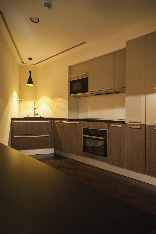 Фото кухни после ремонта